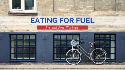 Eating For Fuel