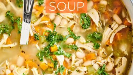 Weeknight Chicken Soup