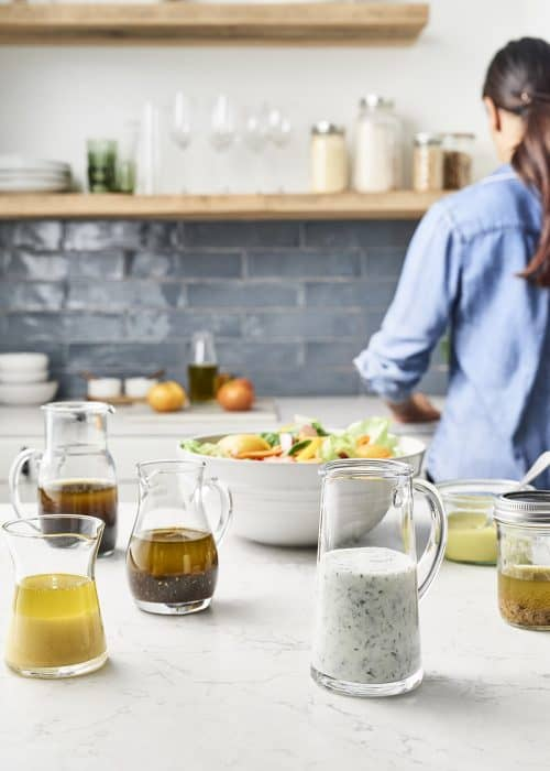 The Fresh 20 Pantry Dressings