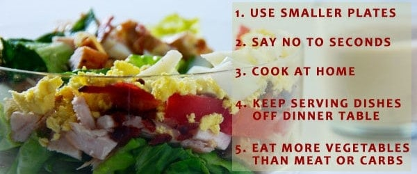 Fresh ideas for portion control Thumbnail
