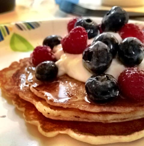 Healthy Pancakes for Busy Mornings
