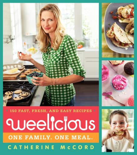 Weelicious Cookbook