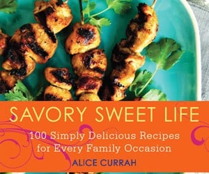 Cookbook Wednesday: Savory Sweet Life GIVEAWAY! Thumbnail
