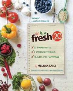 The Fresh 20 Cookbook