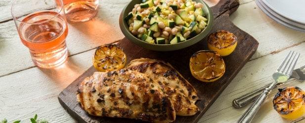 Grilled Oregano Chicken