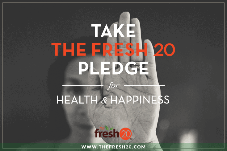 PLEDGE FOR HEALTH AND HAPPINESS
