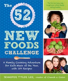 52 NEW FOODS