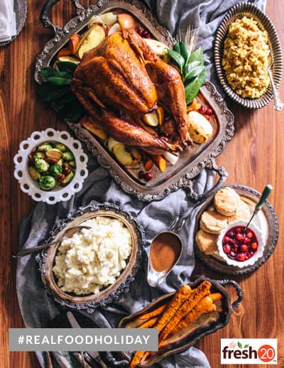 The Fresh 20 Thanksgiving e-book