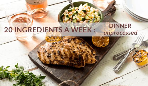 Fresh 20 vegetarian recipes
