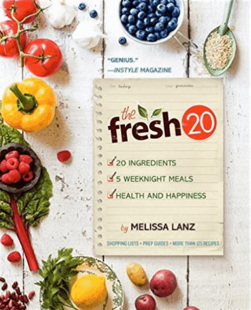 The Fresh 20 Cookbook