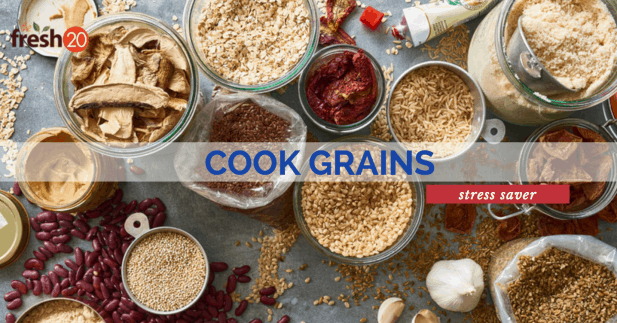 Meal Prep Tips Cook Grains