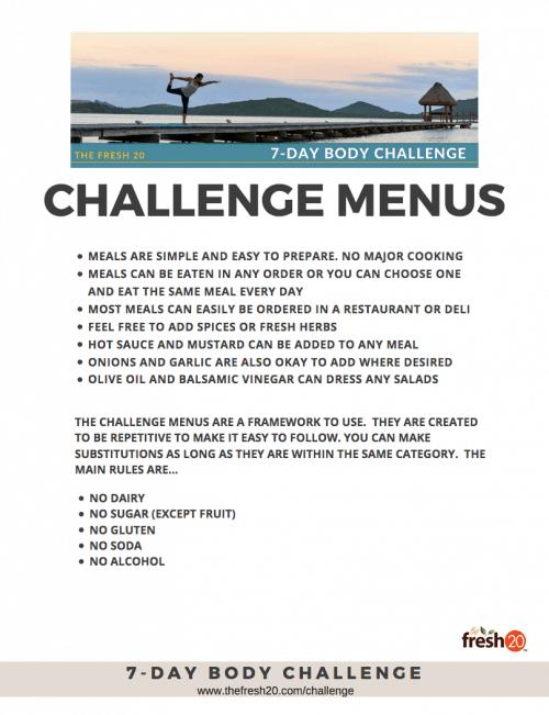 7-day-challenge-menus