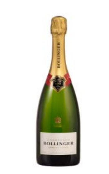 Cheers! with Bollinger