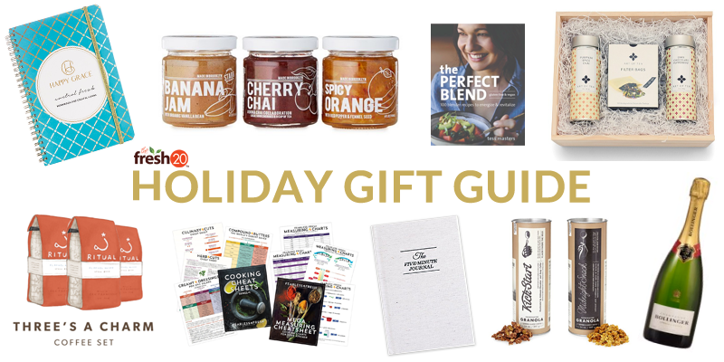 Healthy Gift Guide 2017