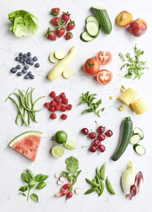The Fresh 20 Summer Produce Guide