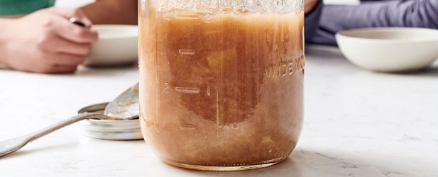 Homemade Instant Pot Applesauce Thumbnail