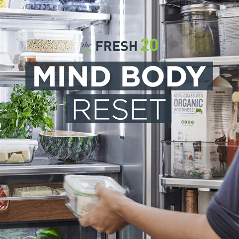 The Fresh 20 Mind Body Reset