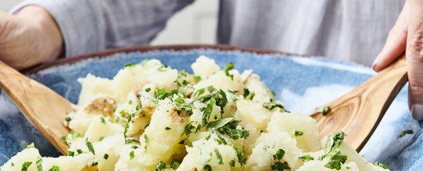 Lebanese Potatoes Thumbnail