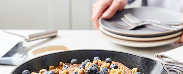 Perfect Brunch Pancakes Thumbnail