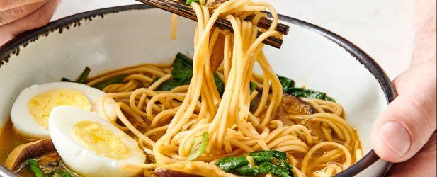 Homemade Ramen Noodles Thumbnail