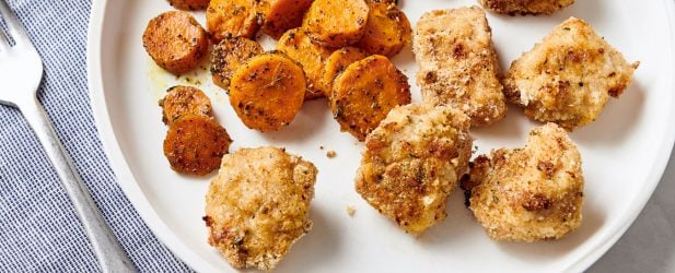 Baked Chicken Nuggets Thumbnail