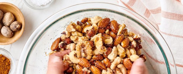 Spiced Nuts Thumbnail