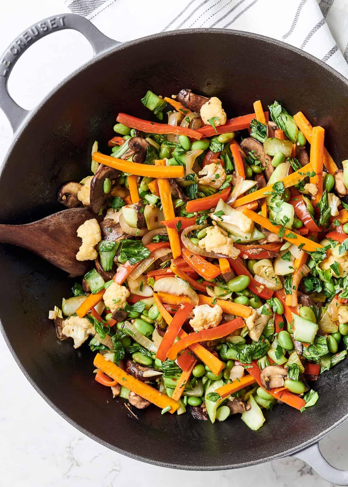 vegetarian meal plan - polenta bake