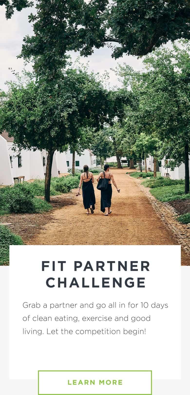 Fit Partner Challenge