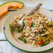 classic meal plan - chicken farfalle