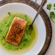 meal plans for one - salmon