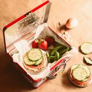 lunch meal plans - tea sandwich